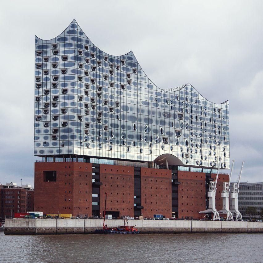 Elbphilharmonie Hamburg Herzog De Meuron Dezeen Twod Sq Concert Hall Architecture Hamburg Architecture
