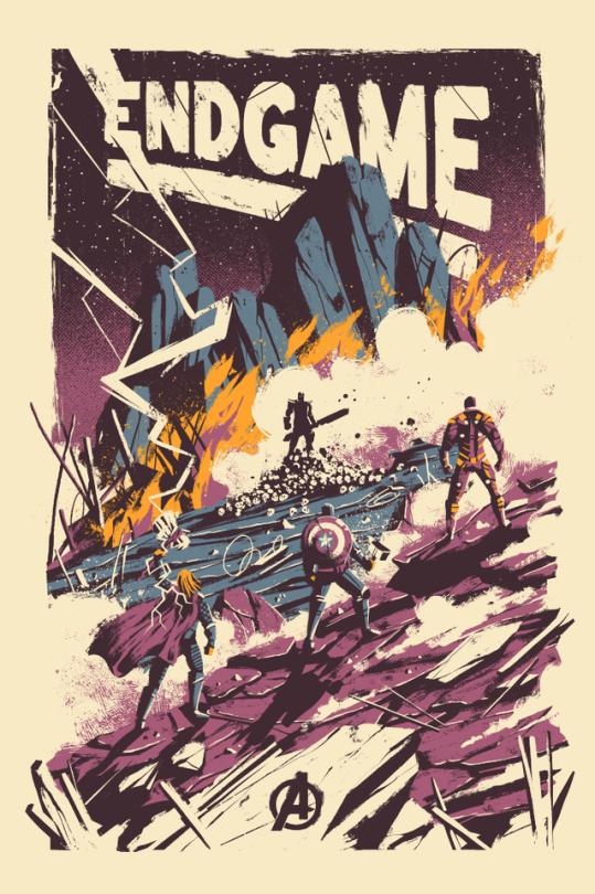 Alternative Movie Poster Movement