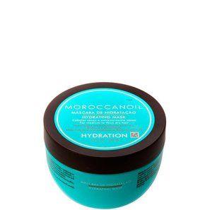 Máscara de hidratação semanal -moroccanoil hydrating mask - máscara de hidratação 250ml