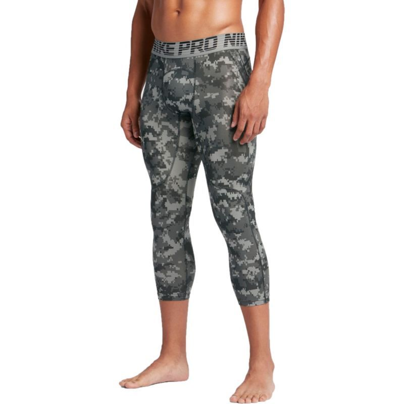 NWT MENS NIKE PRO HYPERCOOL TIGHTS DIGITAL CAMO COMPRESSION AWESOME STYLE LARGE