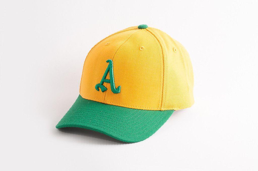Oakland Athletics 500 Series Adjustable Hat