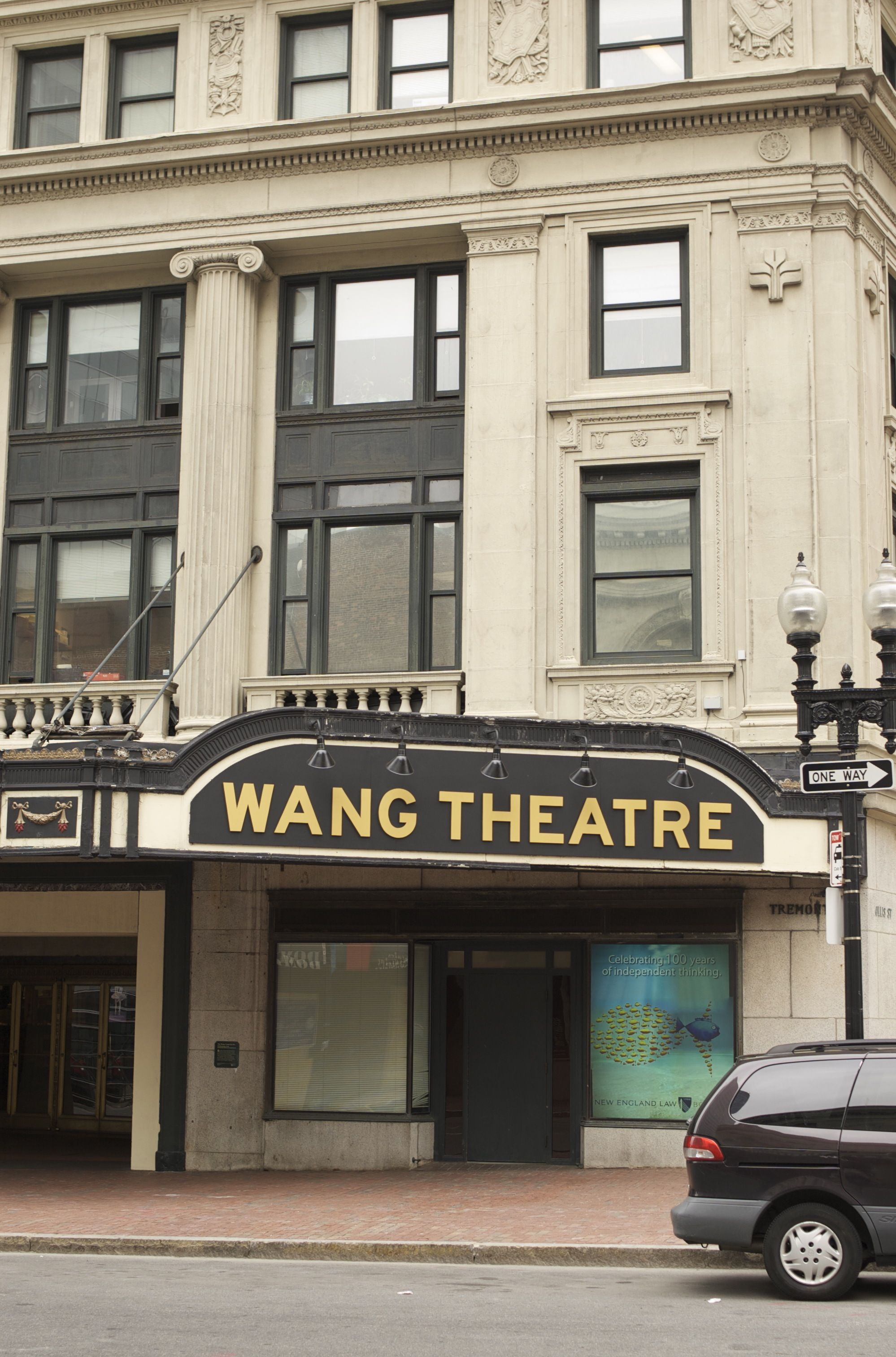 Boston Ma Wang Theatre My Husband And I Enjoyed The Ballet Here Many Times When We Lived There Concert Venue Best Cities New England Homes