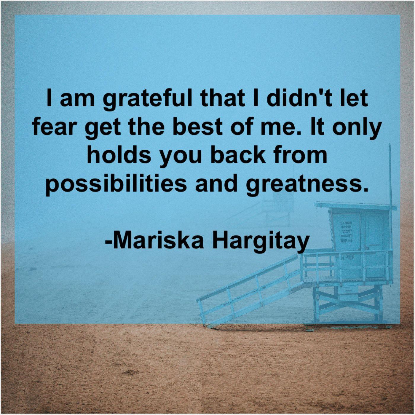 Get More Free Quotes Click The Image Mariska Hargitay I Am Grateful That I Mariska Hargitay I Am Grateful Celebrity Dads