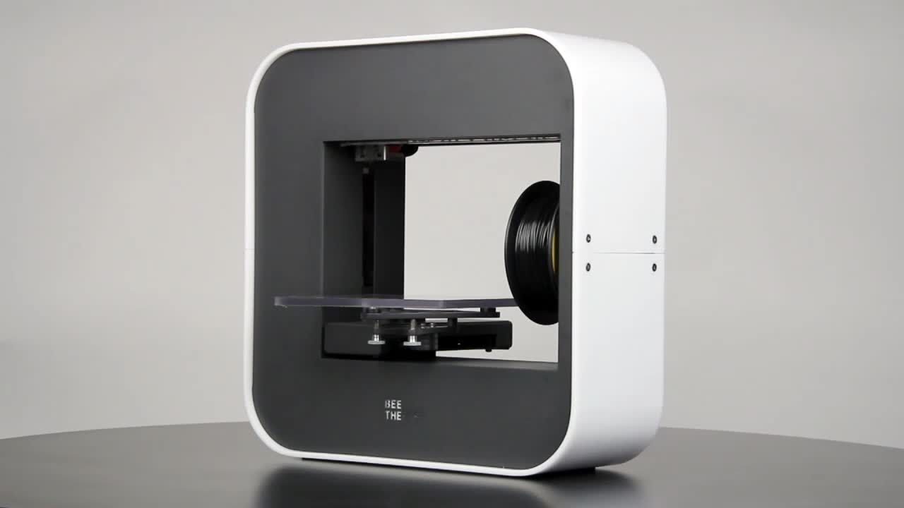 A Precise Europe Manufactured 3d Printer In Cool Stylish And