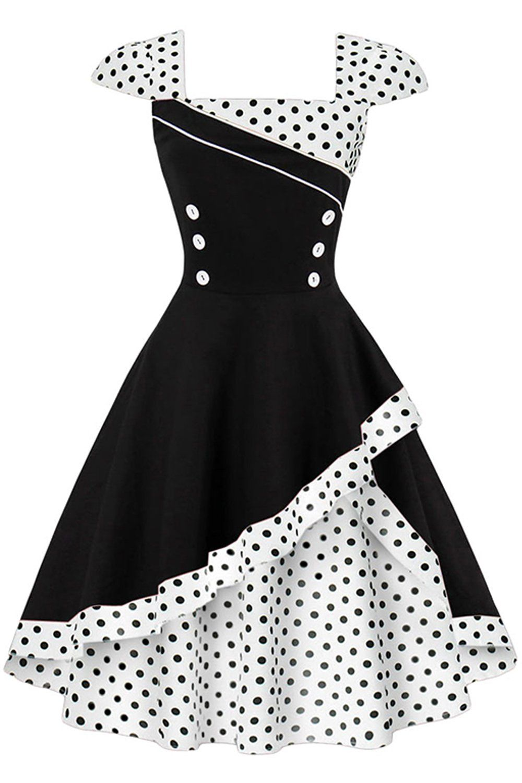 Atomic black seethrough vampire dress vestiditos pinterest