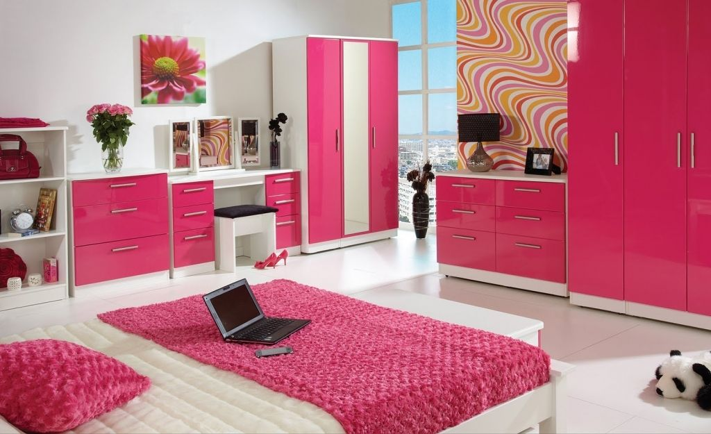 Cool Pink Bedrooms Bedroom Ideas Age