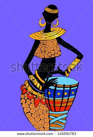 Africa Stock-Vektorgrafiken & Clip Art-Vektorgrafiken | Shutterstock #afrikanischerstil