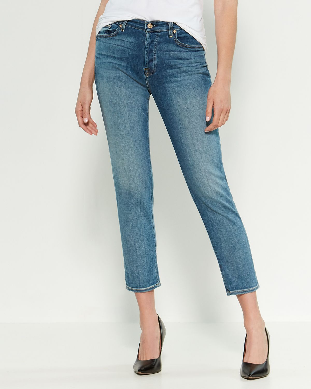 Josefina Skinny Boyfriend Five Pocket Jeans Skinny Jeans Boyfriend