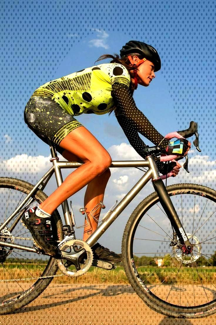 BEST OF THE SEASON: Spray Dots women's cycling jersey. Perfect for women's cycling, we also have