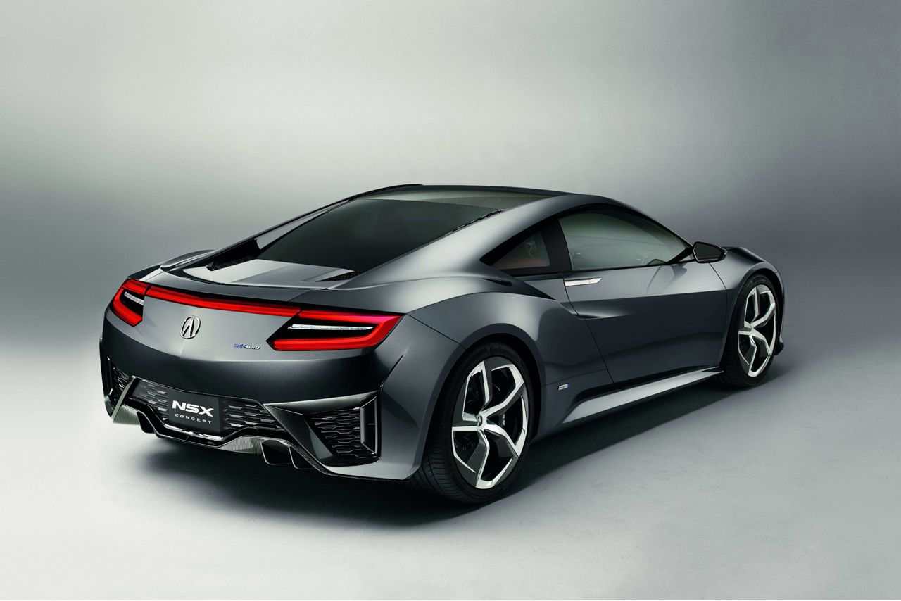 2015 Acura NSX Concept | Pinterest | Acura nsx, Cars and Motor engine