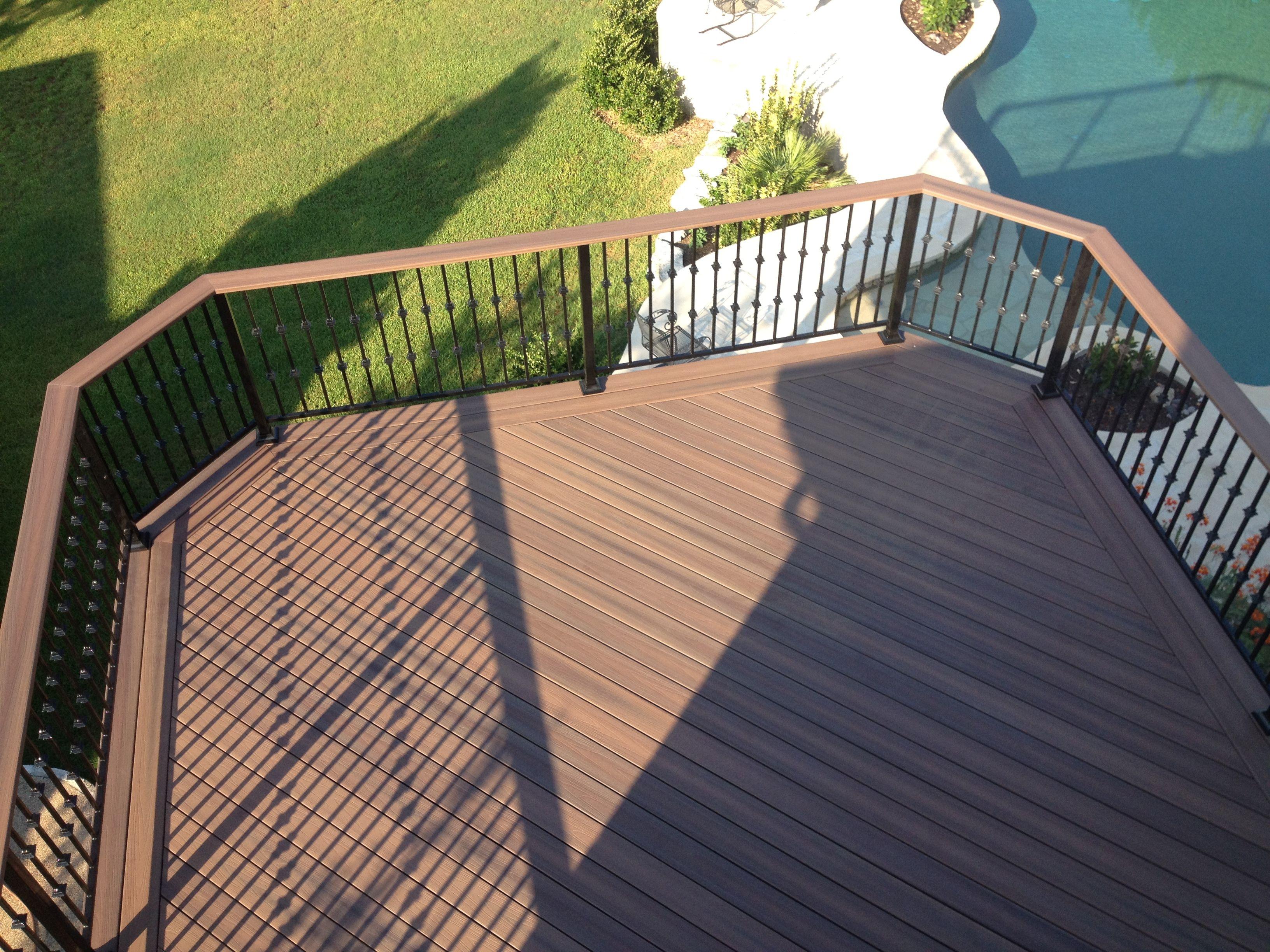 plastic coated handrails