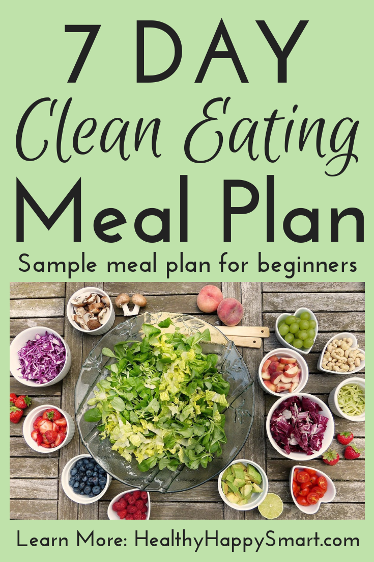 Eating Meals Plan Clean Eating Meal Plan new clean eating recipes every week Lose weight with clean eating free 7 day meal plan includes recipes What is clean eating