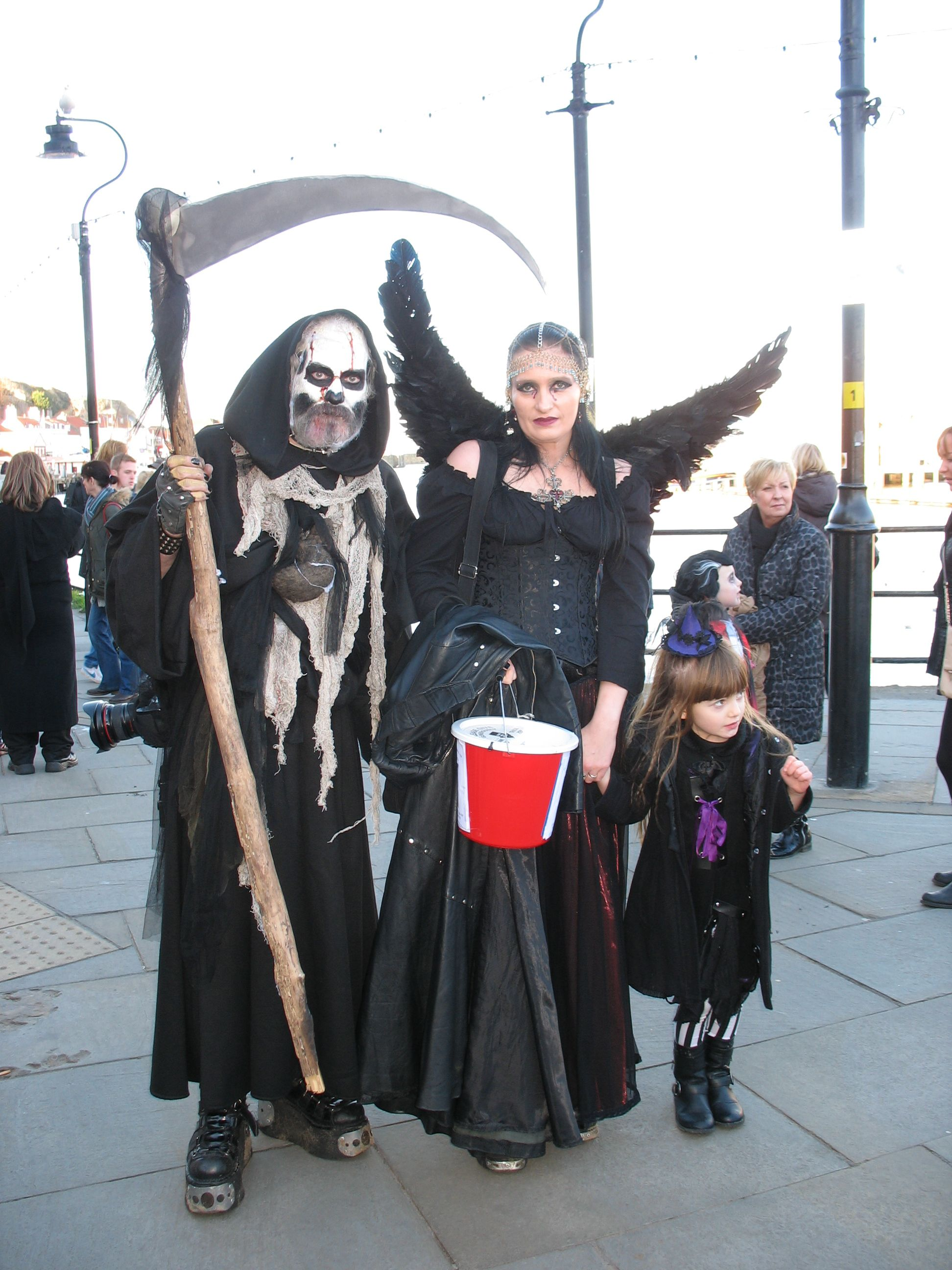 Whitby Goth Weekend 2013