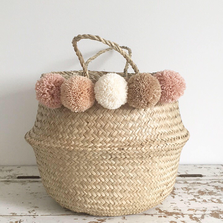 Pin By Elissa Spencer On Bedroom Storage Baskets Basket