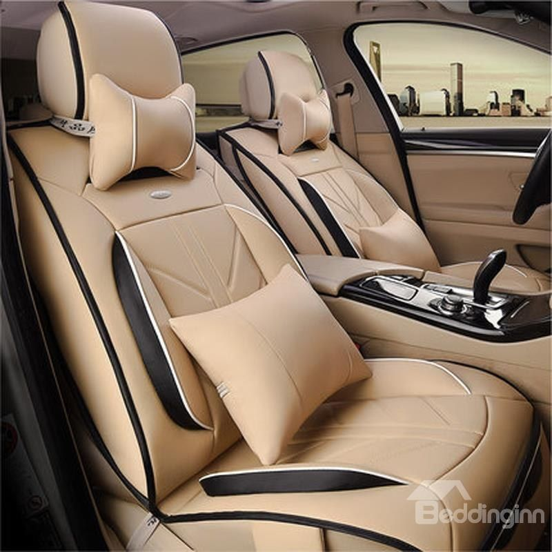 Leather Car Seat Covers, Car Interior Seats Cost