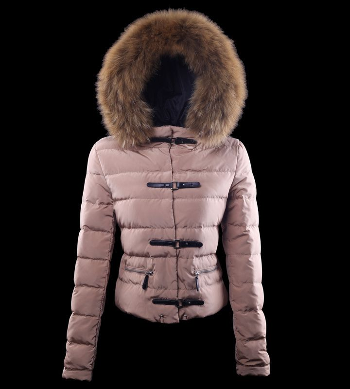 240e67c10180 Moncler Women Crecerelle Down Jackets in Pink  2900353  - £167.20 ...