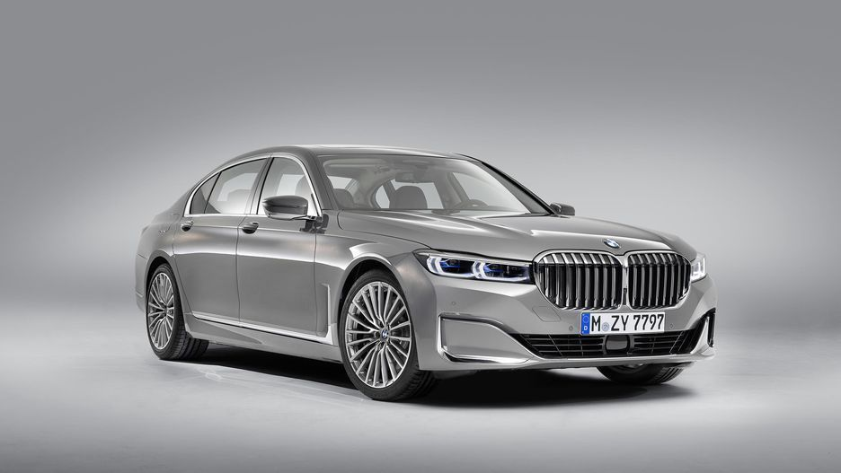 Discover The 2020 Bmw 7 Series With New Tech And A Whole Lot
