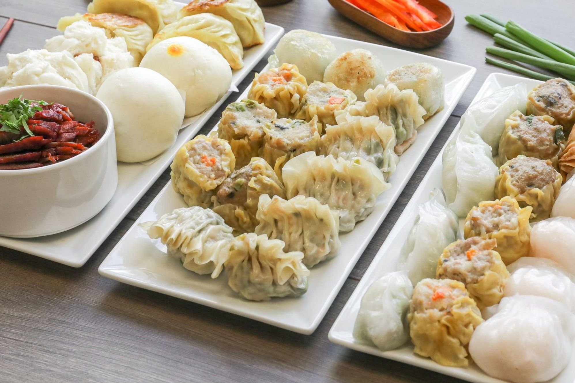 Order Frozen Dim Sum To Cook At Home Cook At Home Dim Sum Meal Kit
