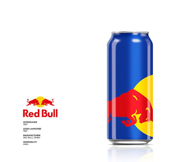 Redesigned cans : Big Brand Theory