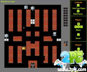 Battle City Tank Is The Flash Based Browser Game Rendition Of The
