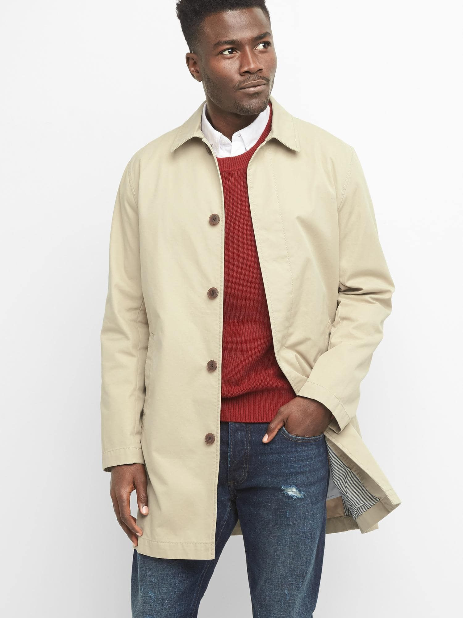 Gap Men S Twill Mac Jacket From Gap Com Sponsored