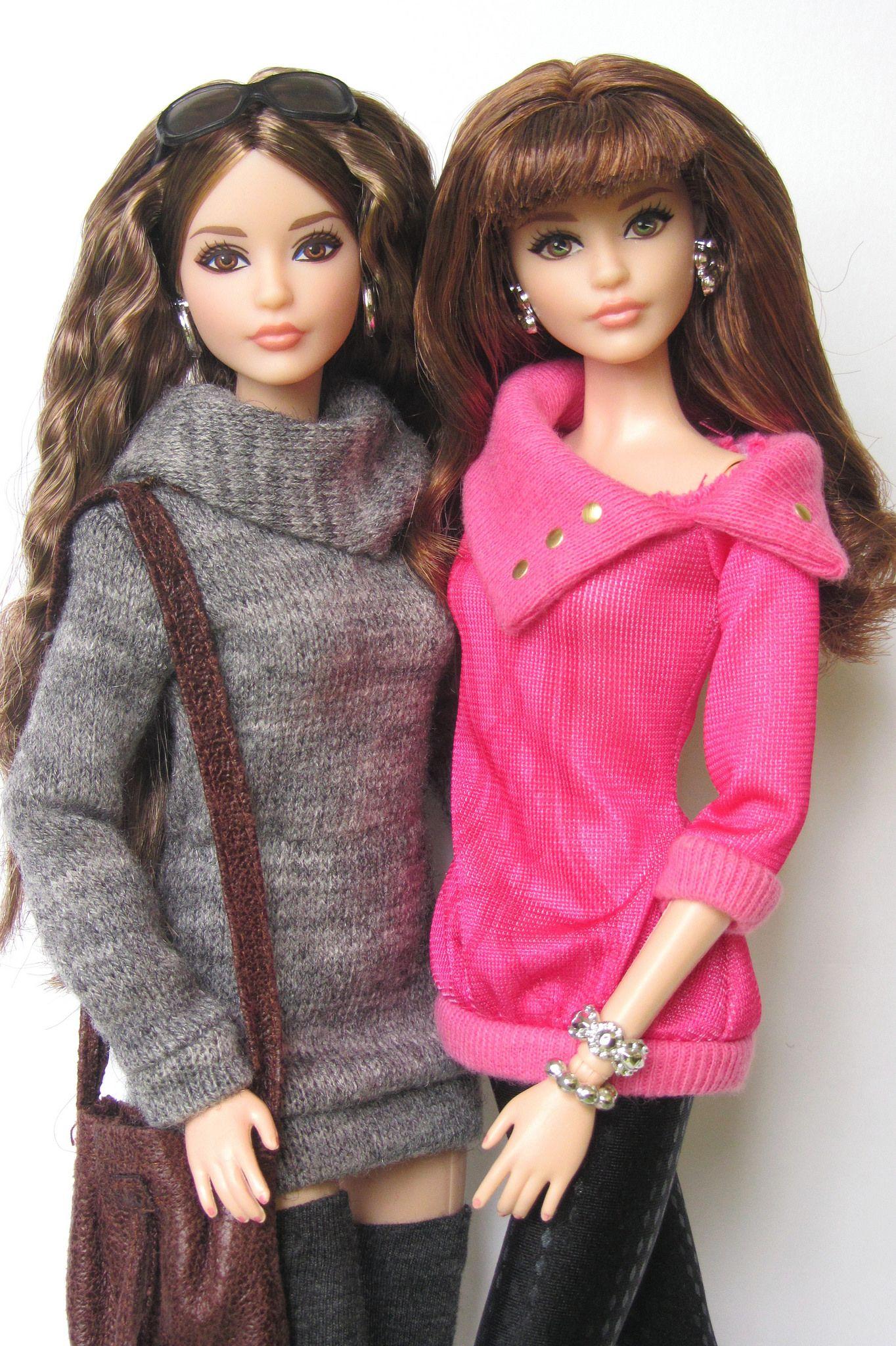 Sisters | Pinterest | Barbie, Muñecas y Muñecas de articulación esférica