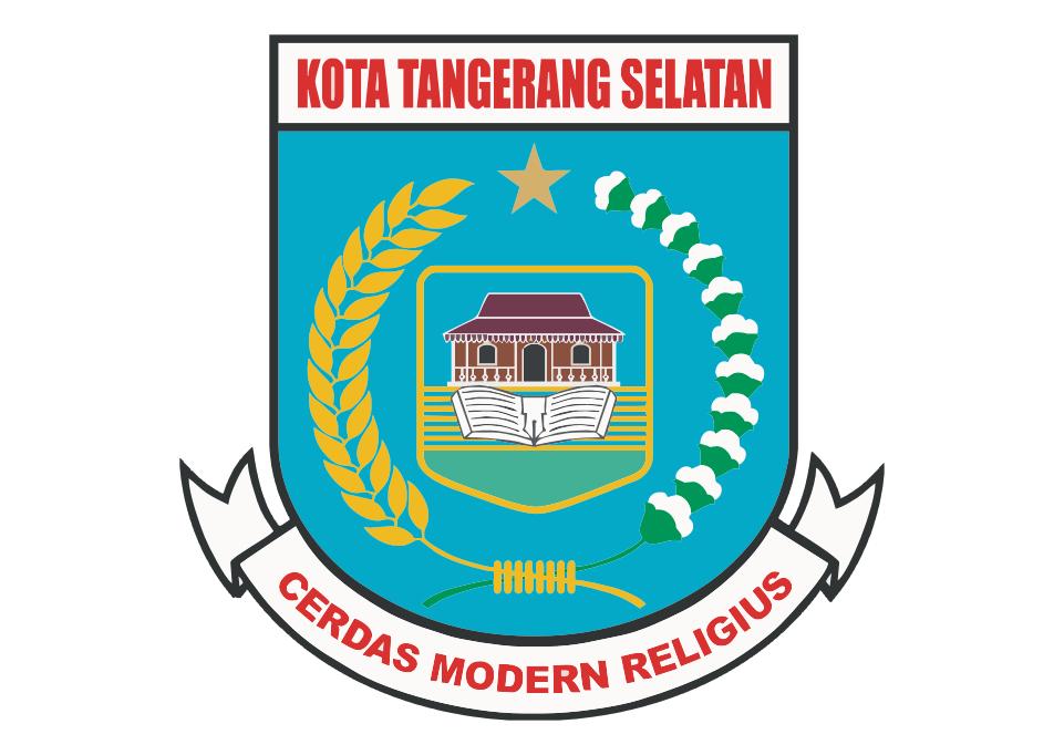Logo Kota Tangerang Selatan Vector Free Logo Vector Download Cv Kreatif Desain Web Lencana