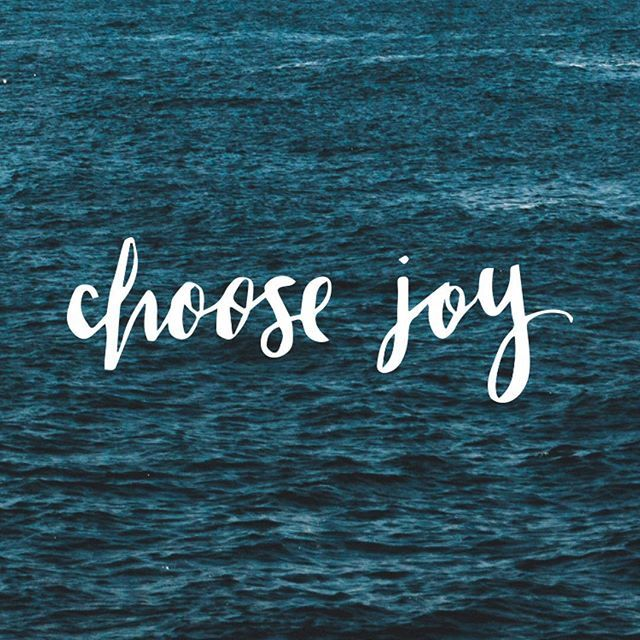 Choose Joy Today! Design By @mollyyy_wolly #vrsly By Vrsly