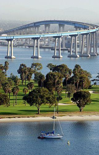 Coronado Bridge Coronado Bridge San Diego San Diego California