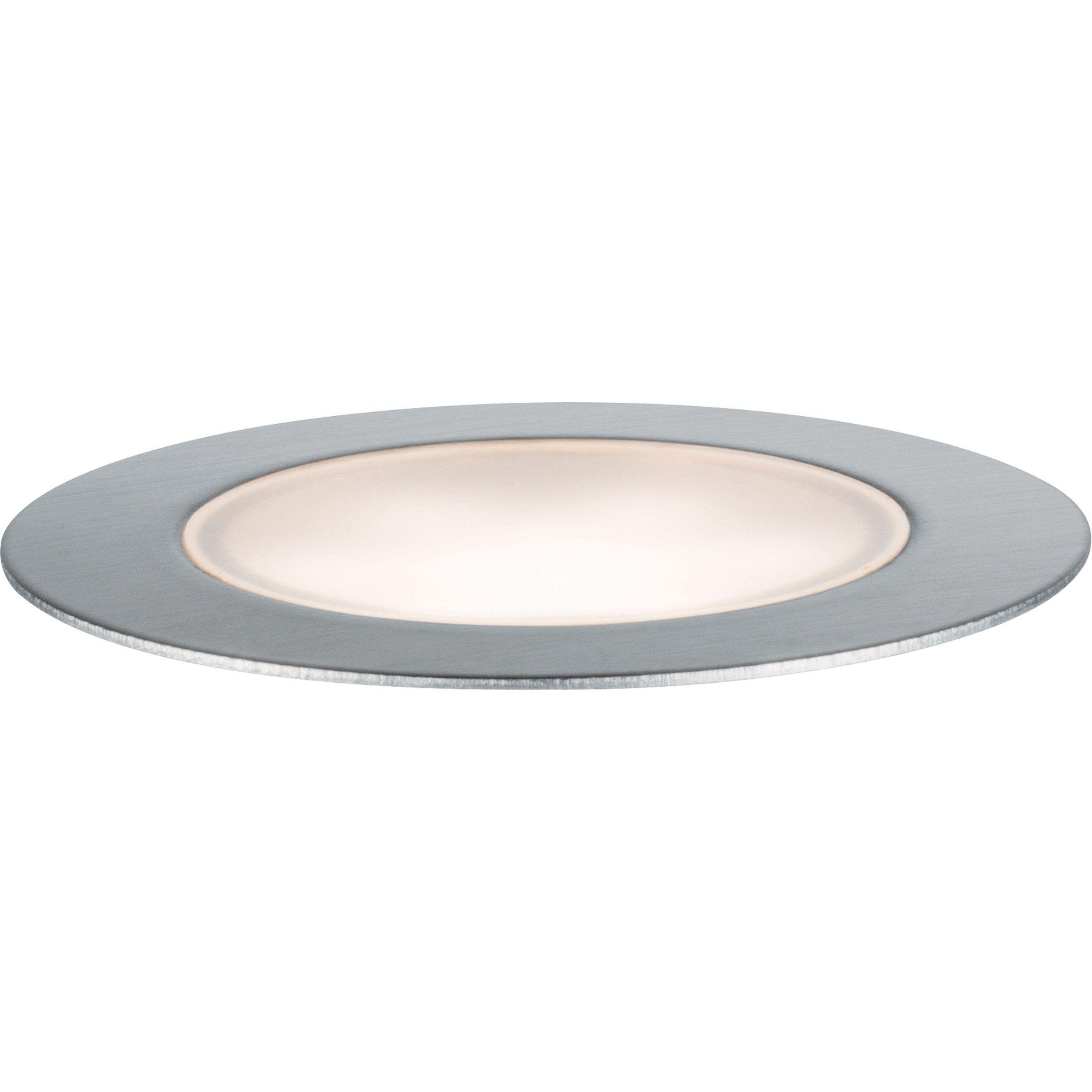Spot A Encastrer Exterieur Ip65 Sol Led Integree 100 Lumen Diam 7 Cm Paulmann En 2020 Led Luminaires Encastres Et Spots