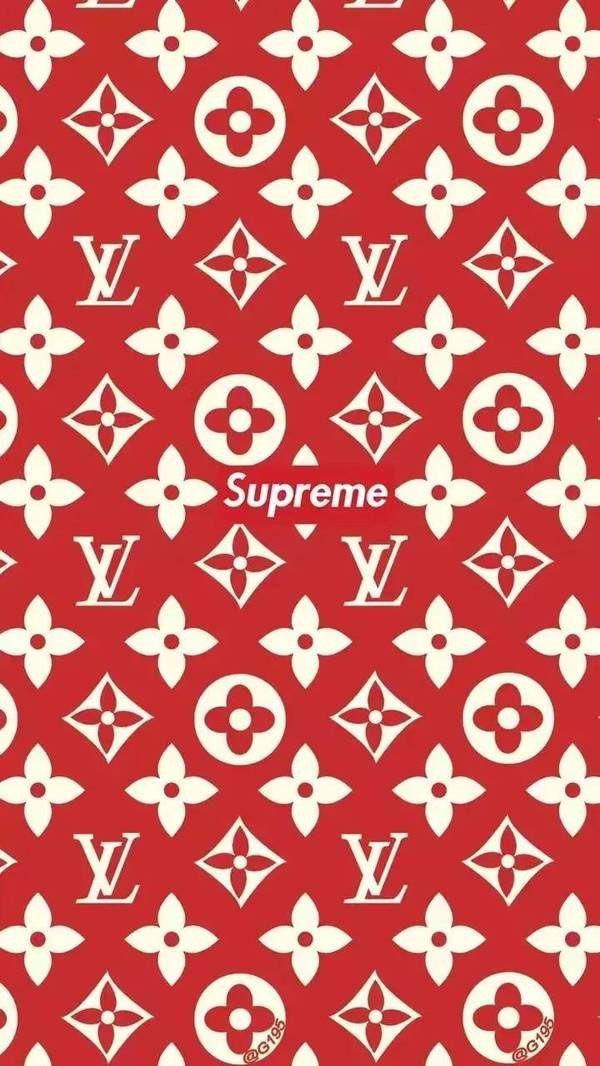 Louis Vuitton Supreme Iphone 6s Wallpaper Walljdiorg