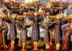 Saint of the Day for Saturday, February 6th, 2016 - St. Paul Miki