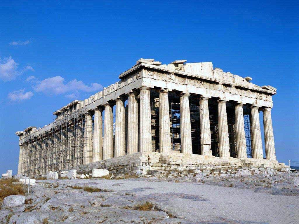 Briton unraveled the mystery of the Temple of Olympian Zeus in Athens