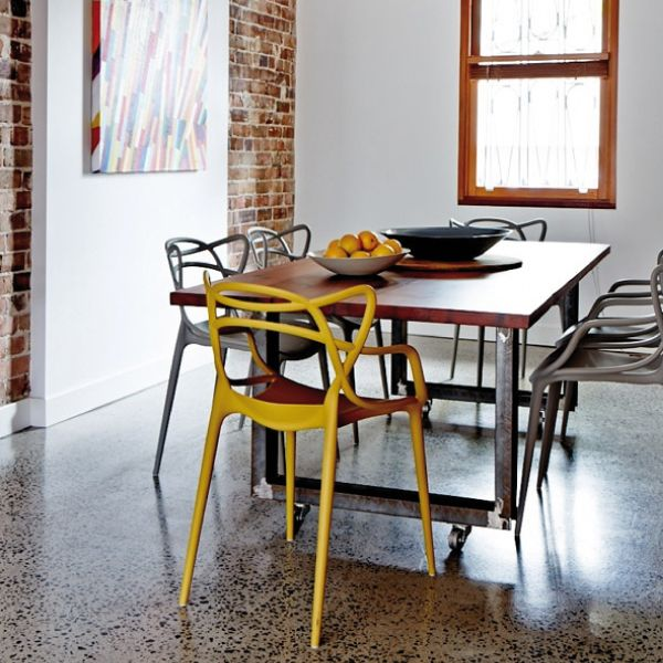 Epingle Sur Masters Chairs Kartell Inspiration