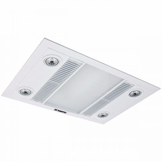 Merveilleux Martec Linear 3 In 1 Bathroom Heat Light Exhaust Fan