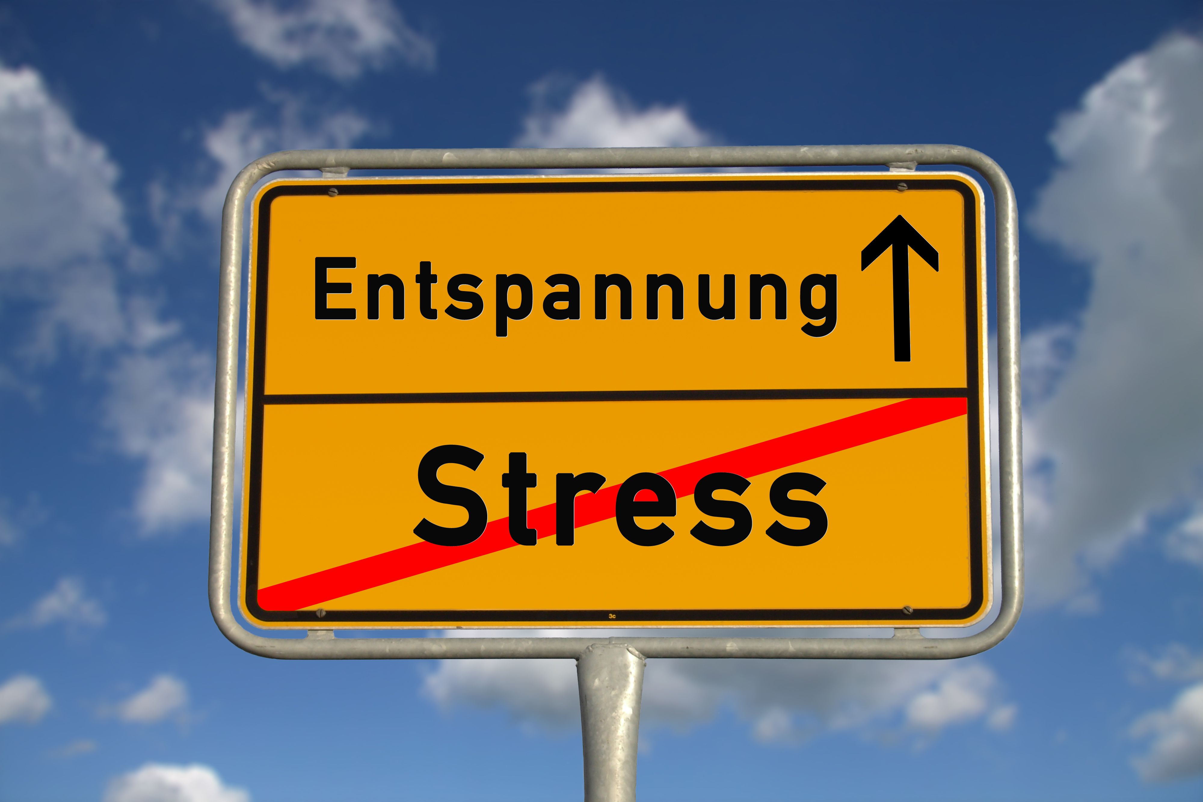Entspannung = Relaxation