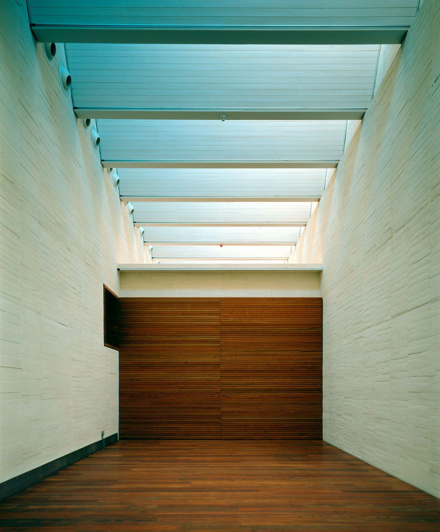 Mansilla tu n arquitectos museo de zamora divisare - Arquitectos en zamora ...