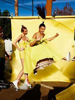 Germanys Next Topmodel Die Schönsten Bilder Von Anuthida