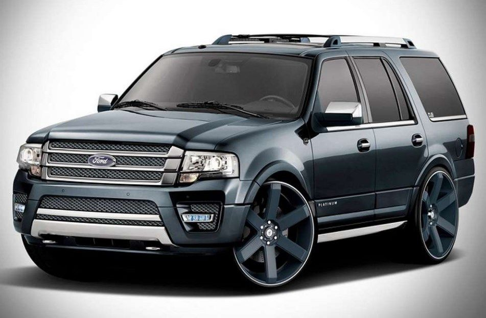 Ford Expedition Review Price Interior Specs