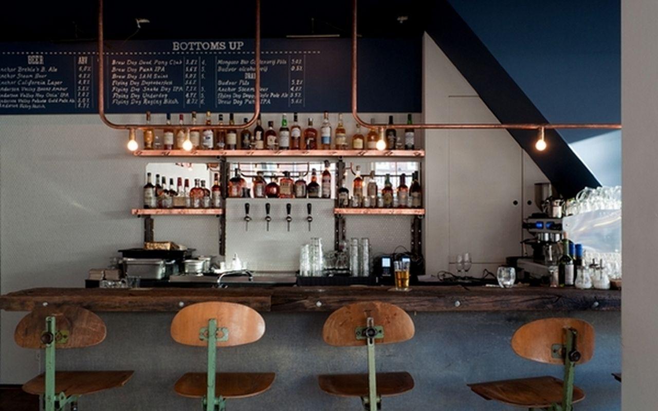 Tegelstje Zwart In Bar Google Zoeken Lamf Pinterest Cafes