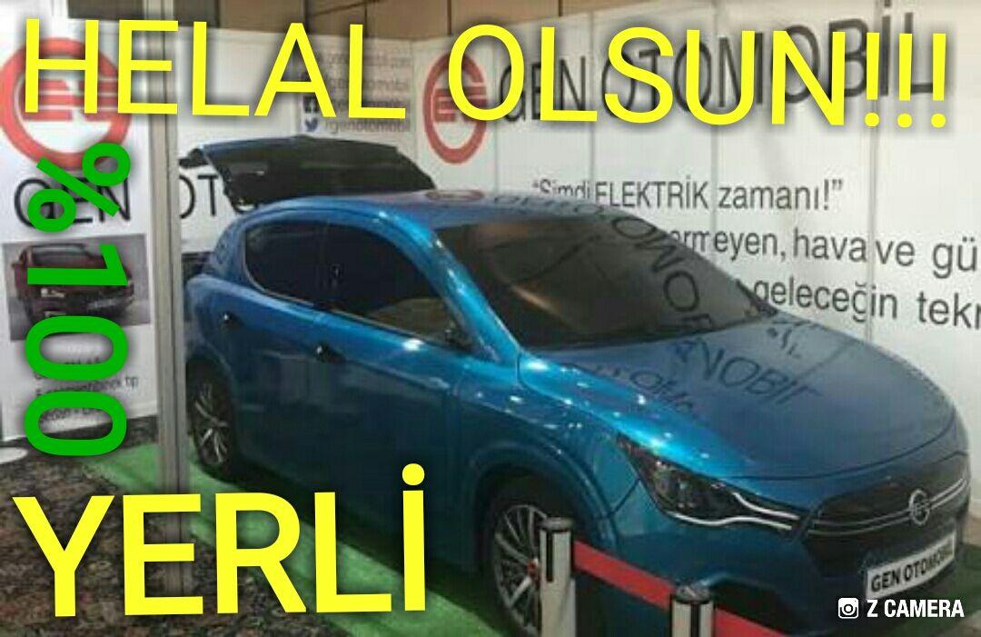 YERLİ OTOMOBİL YAPILDI youtu.be/dBQcLSu_ry4