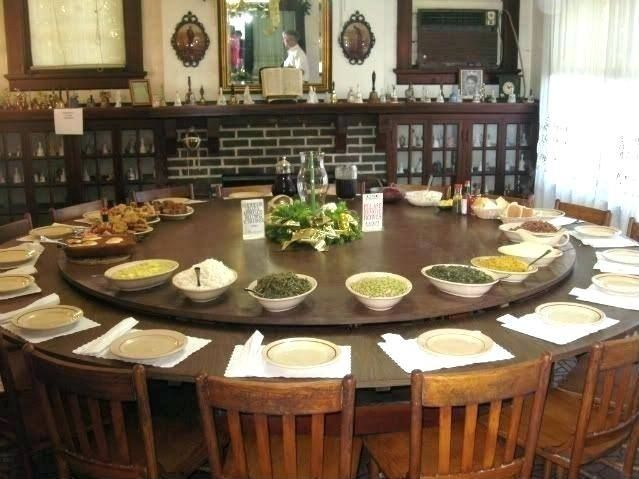 8 Foot Dining Room Table With 6 Chairs Large