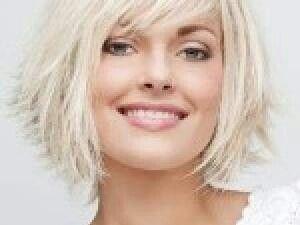 Épinglé par pierre marie sur coiffure | Coupe de cheveux, Coupe cheveux visage rond, Cheveux ...