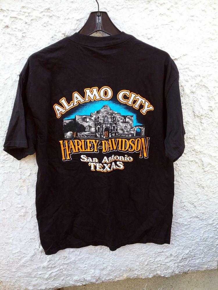 Harley Davidson San Antonio >> Details About One Cowboys Alamo City Harley Davidson San
