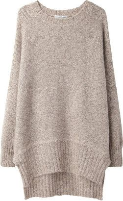 cb408abcb7 ShopStyle: Tsumori Chisato / Oversize Alpaca Sweater | FALL-WINTER ...