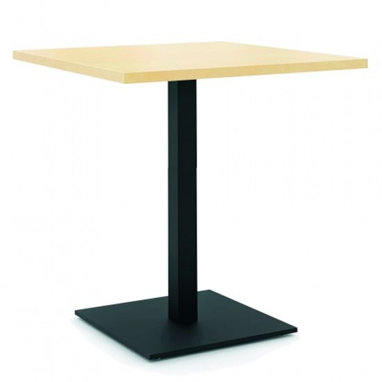 7700 Series Square Table Base 29 Dining Table Square
