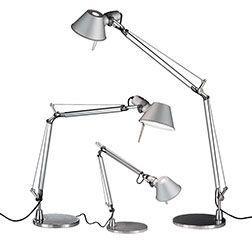 Artemide Tolomeo Lamp De Lucchi Giancarlo Fassina 1987 Lamp Desk Lamp Tolomeo Lamp
