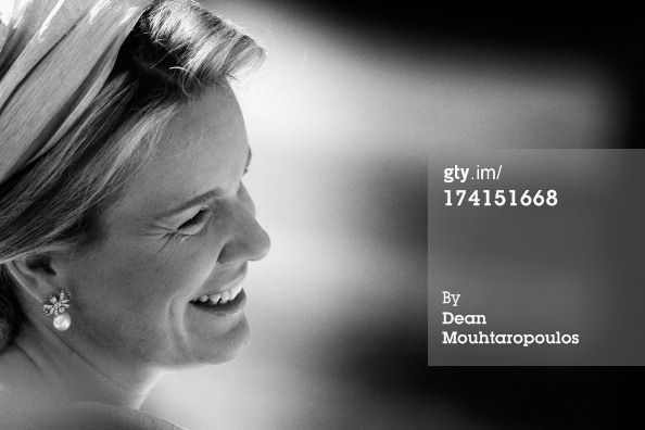 7-21-13.   News Photo: An alternative view on Princess Mathilde of Belgium…