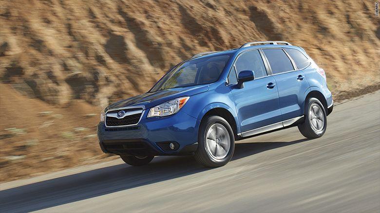 Best Cars For Older Drivers Subaru Forester Subaru Subaru Forester Sti