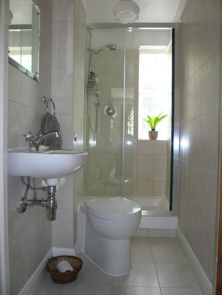 Long narrow shower room ideas google search bathroom for Ideas for a small toilet